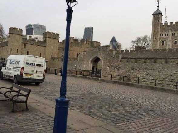 tilers London
