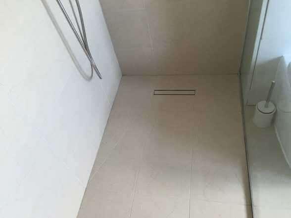wet room tiling London