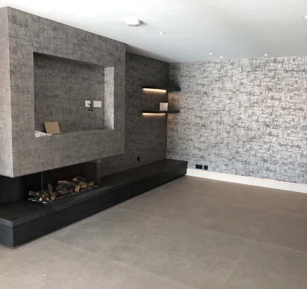 tiling contractors London