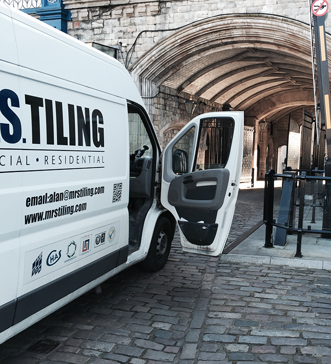 commercial tiling contractors London