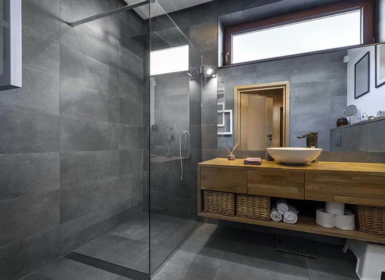 tiling contractor London