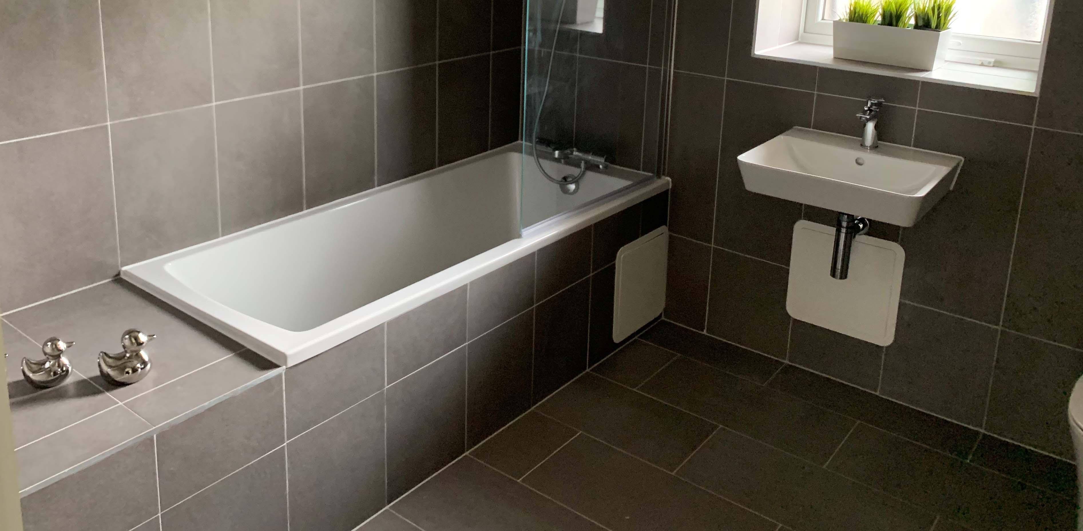 bathroom tiling London
