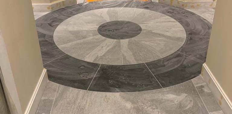 floor tiling London