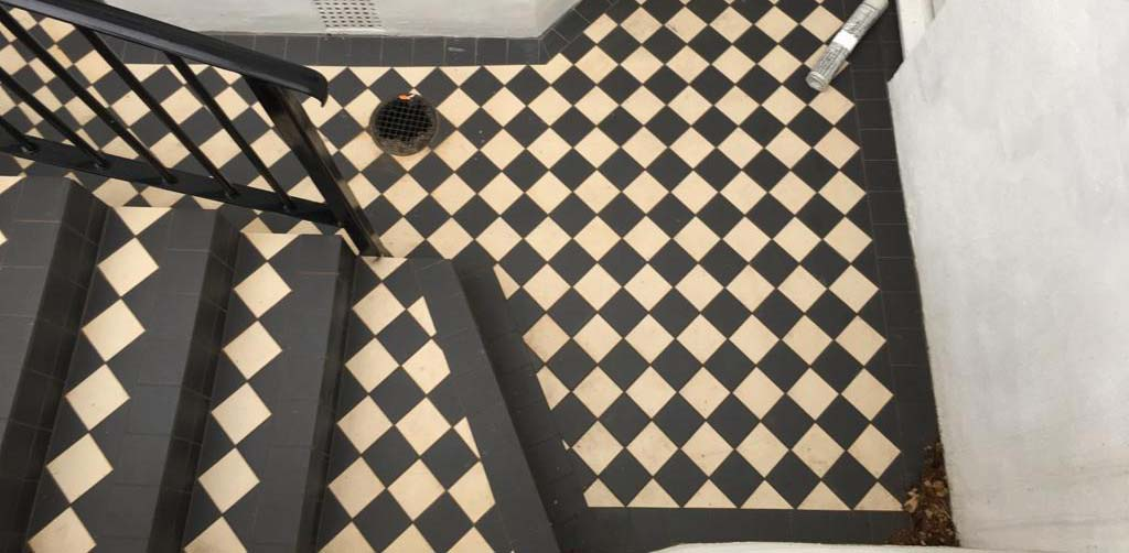 victorian tiling London