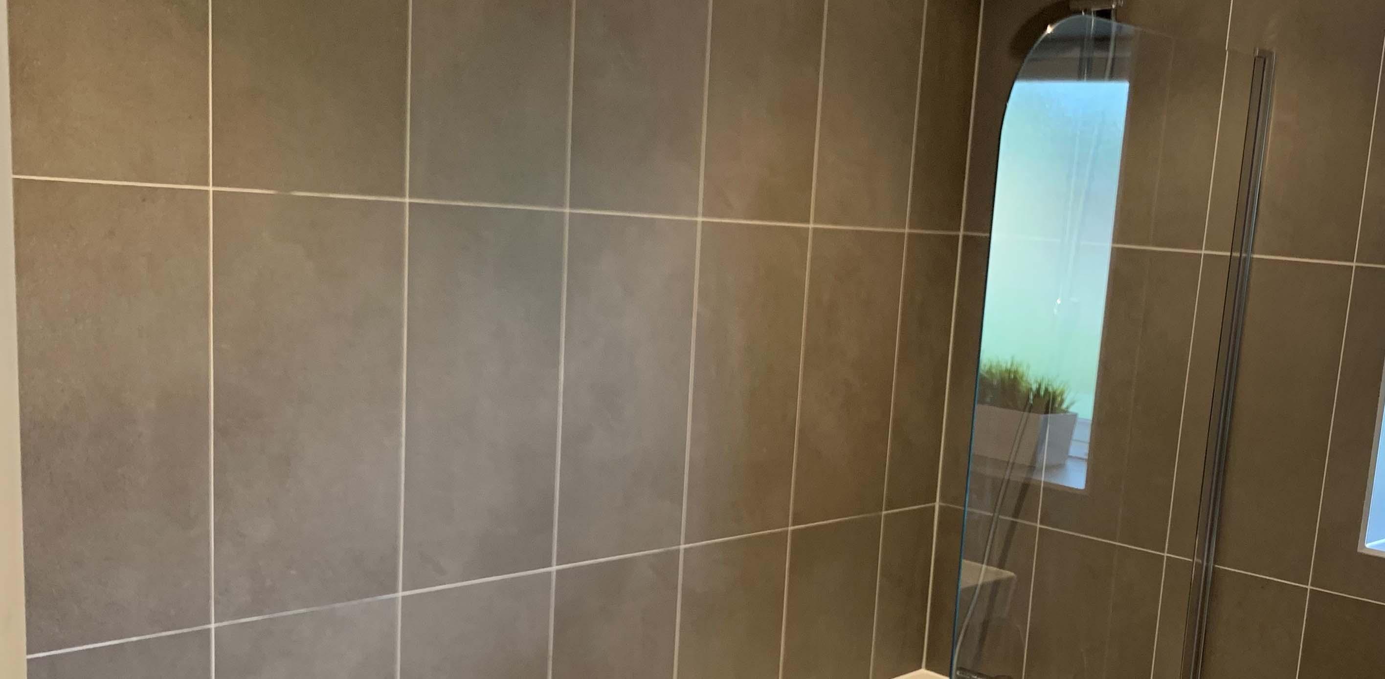 wall tiling London